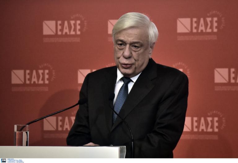 Παυλόπουλος: Οι minimum προϋποθέσεις επίλυσης του Κυπριακού κατά το διεθνές και το ευρωπαϊκό Δίκαιο
