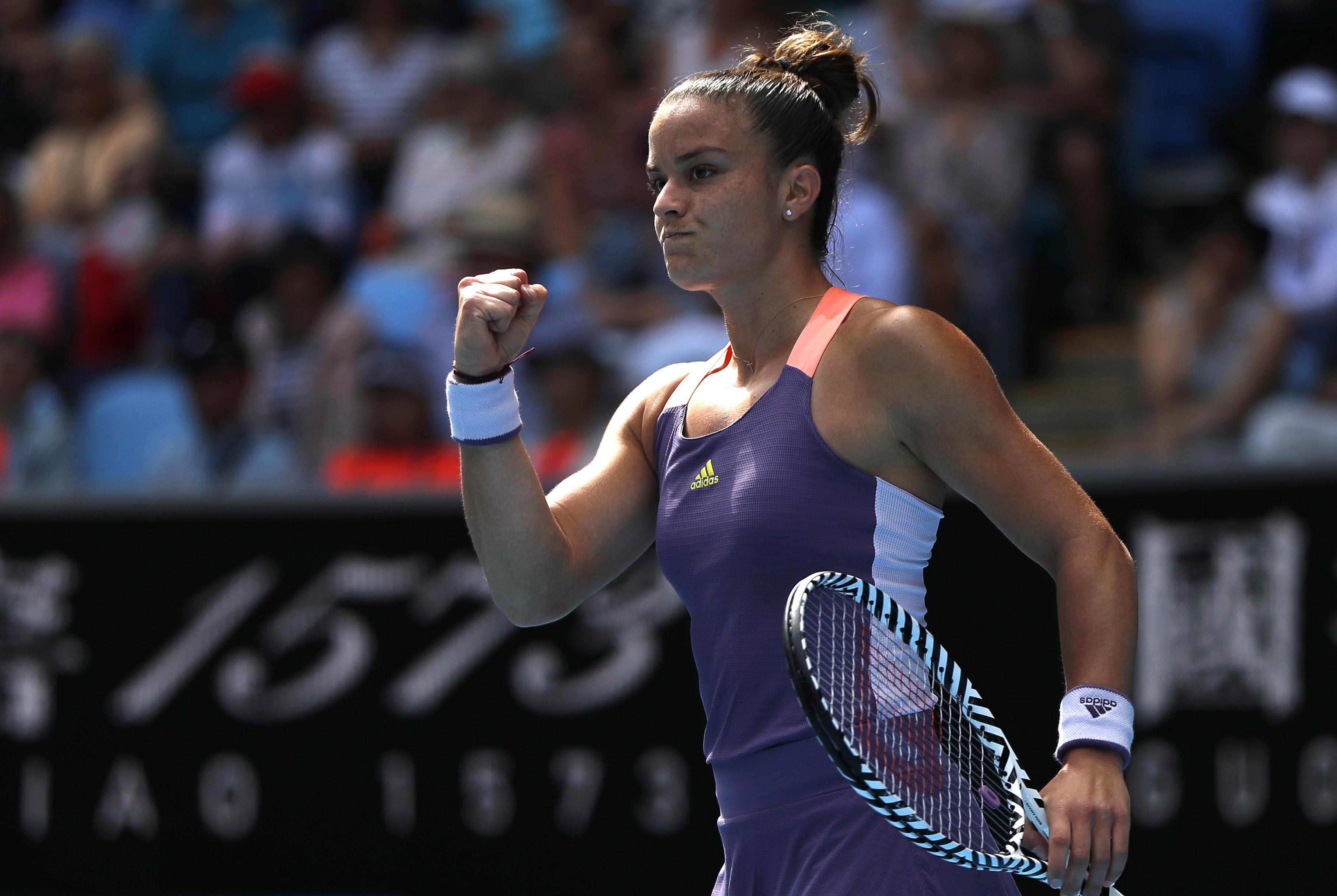 Σάκκαρη: Κάνει ρεκόρ καριέρας μετά το Australian Open!