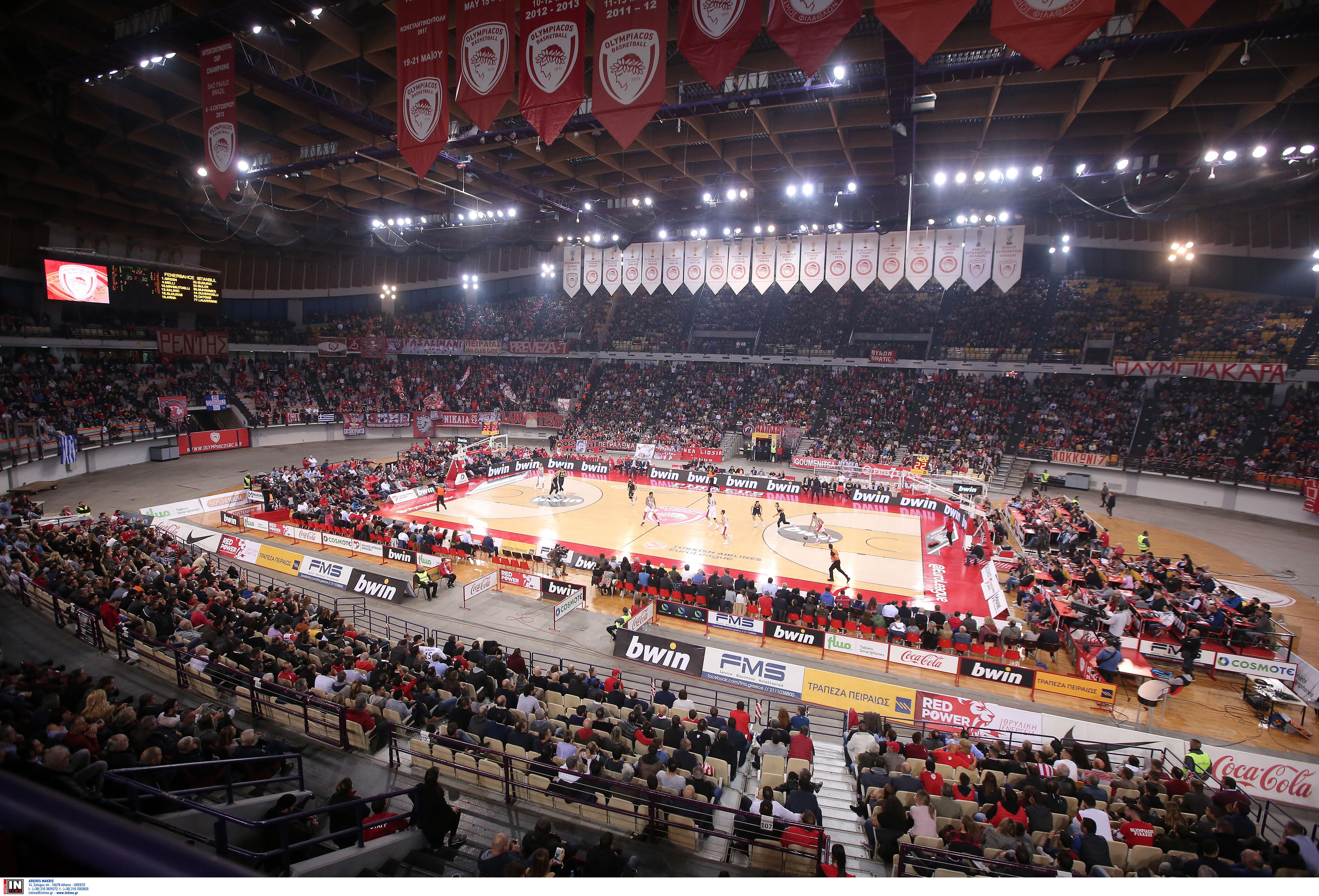 Ολυμπιακός: Πρόστιμο από τη Euroleague!