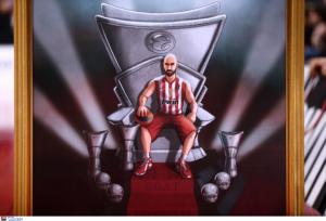 Ολυμπιακός: Ο Σπανούλης στο… θρόνο της Euroleague! Video με Αντετοκούνμπο, Ντόντσιτς και Φορτούνη