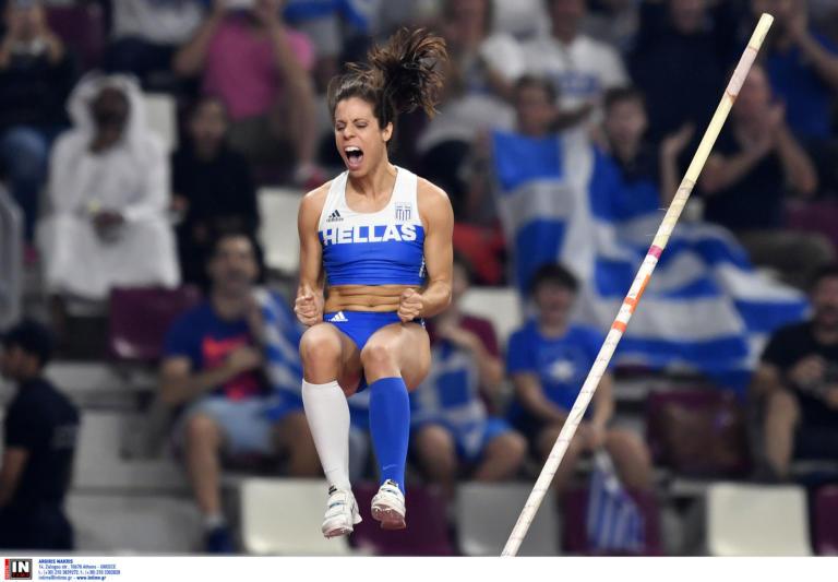 Κατερίνα Στεφανίδη: «Να διεξαχθούν οι Ολυμπιακοί Αγώνες, ακόμη και χωρίς φιλάθλους»
