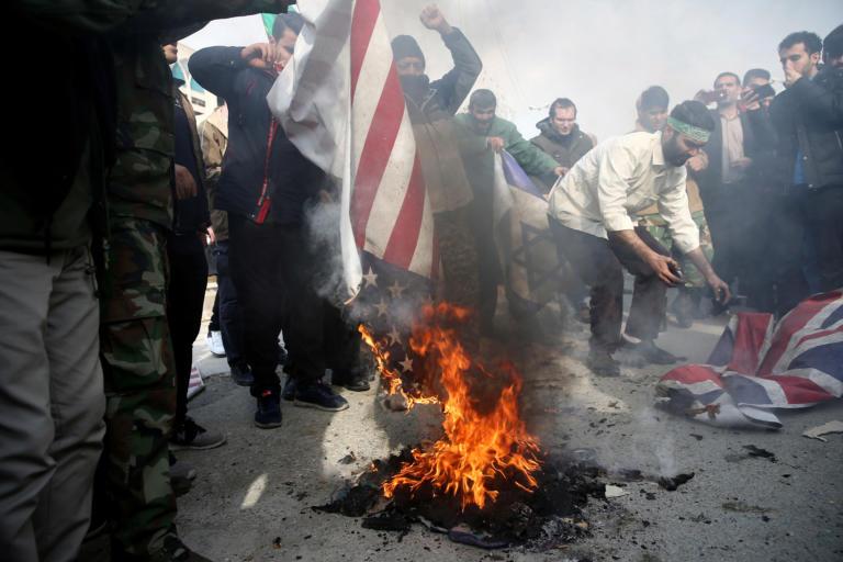 Ιράν: Παγκόσμια ανησυχία για την κατάσταση στη Μέση Ανατολή μετά τη δολοφονία Σουλεϊμανί