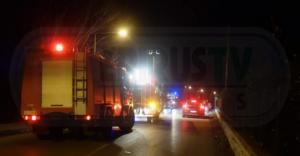 Ιωάννινα: Αυτοκίνητο βγήκε από το δρόμο και κατέληξε όρθιο σε παράγκα