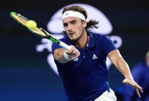 Τσιτσιπάς – Κύργιος: Ήττα για τον Στέφανο! Χωρίς νίκη αποχαιρέτισε το ATP Cup η Ελλάδα [video]