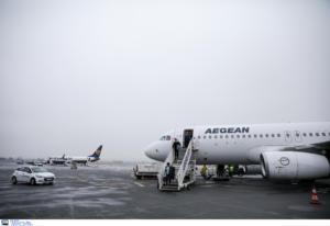 """""""Απογειώθηκε"""" η Aegean! Ρεκόρ επιβατικής κίνησης το 2019"""