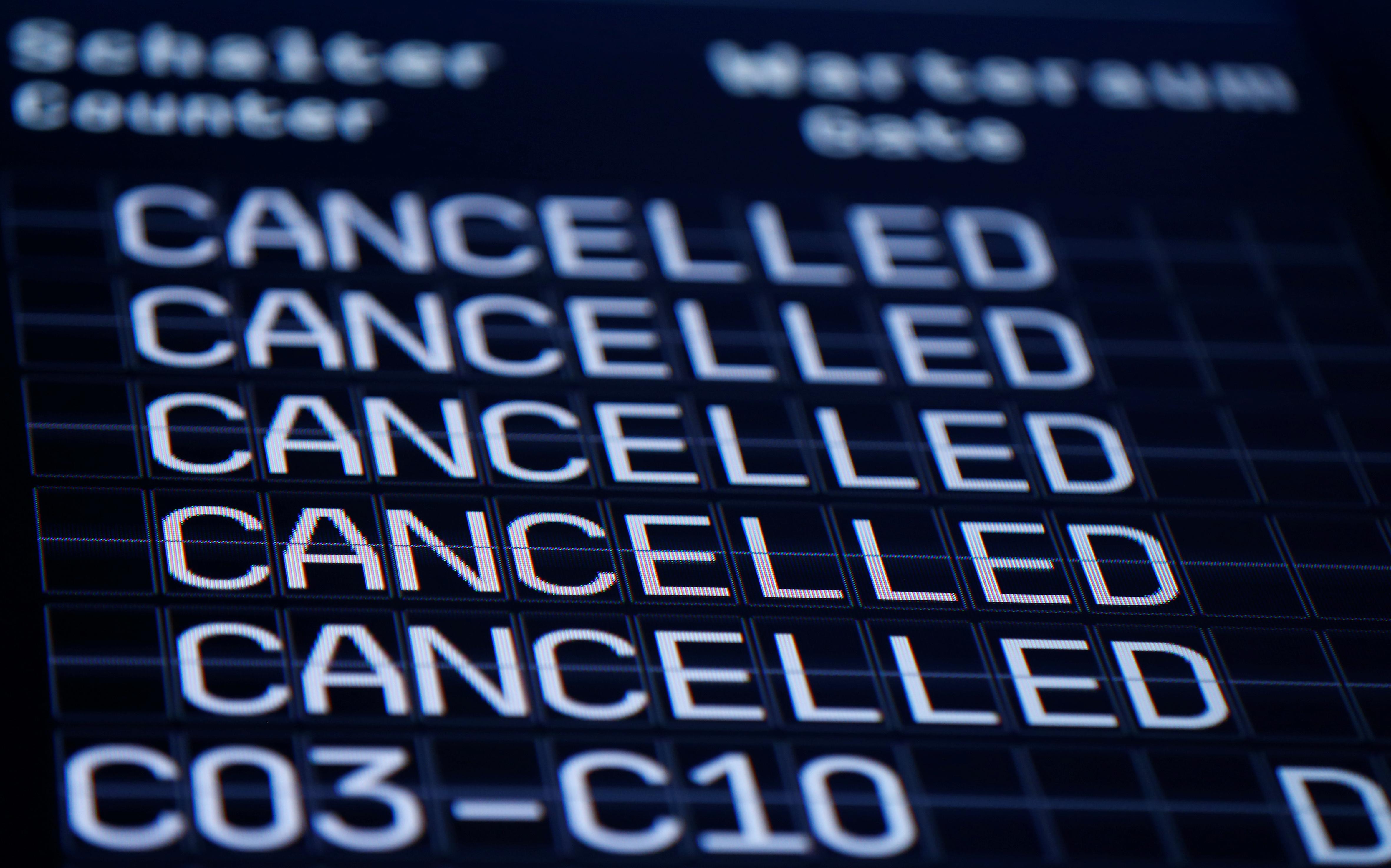 Ιράν: Ακυρώνουν τις πτήσεις προς Τεχεράνη μεγάλες αεροπορικές εταιρείες