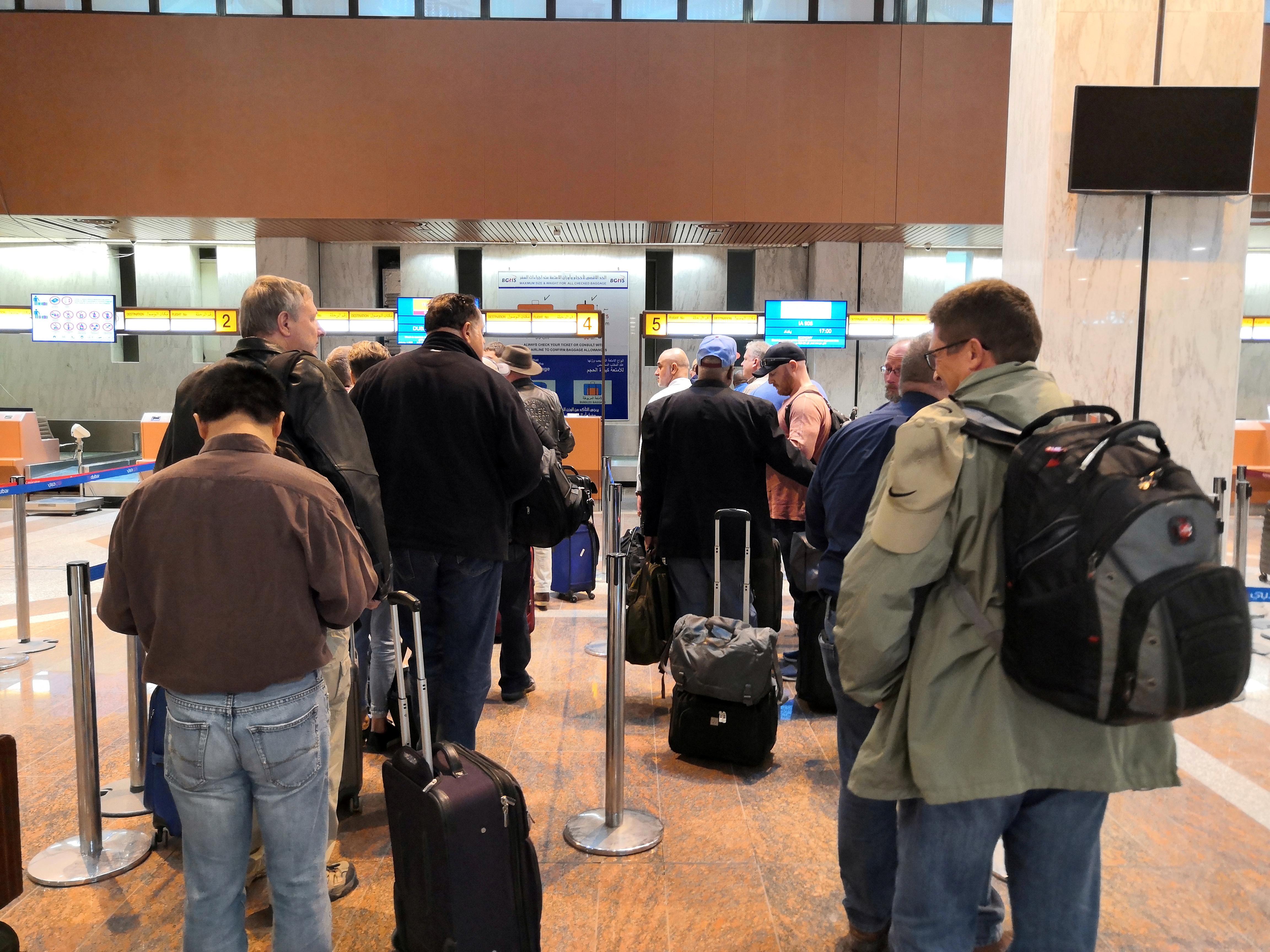 Η Ιορδανία διέκοψε τις πτήσεις προς Βαγδάτη για λόγους ασφαλείας