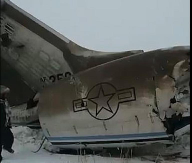 Ταλιμπάν: Εμείς ρίξαμε το αεροπλάνο με τους 83 νεκρούς!