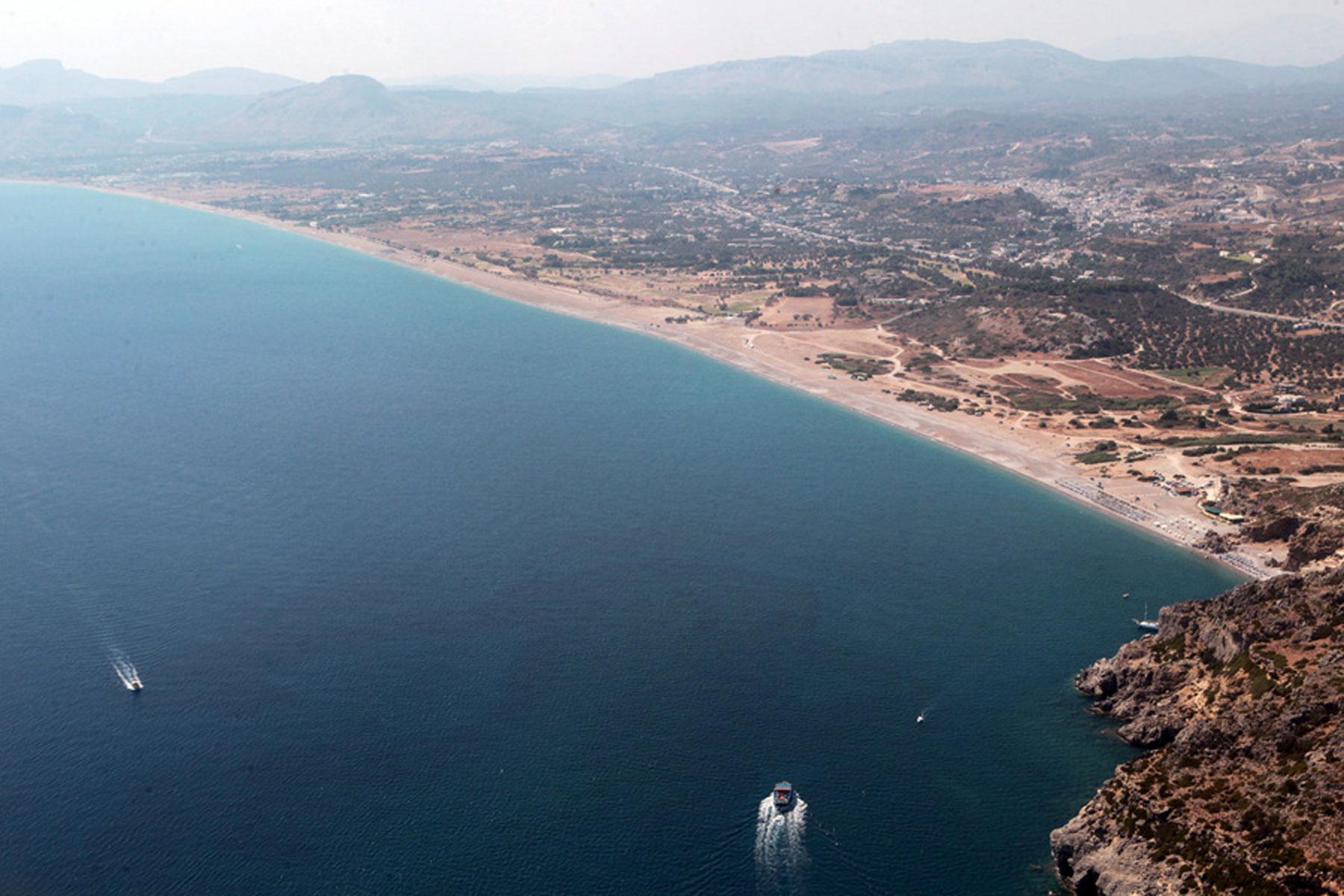Επένδυση στη Ρόδο: «Πράσινο φως» για το τουριστικό project στην Αφάντου – Τι σχεδιάζουν οι επενδυτές