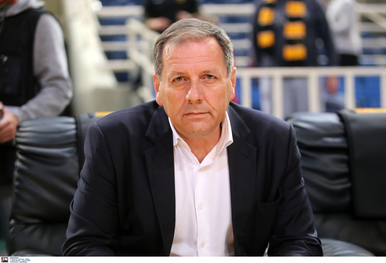 """ΑΕΚ – Αγγελόπουλος: """"Κηρύσσουμε την έναρξη του Final8 της FIBA"""""""