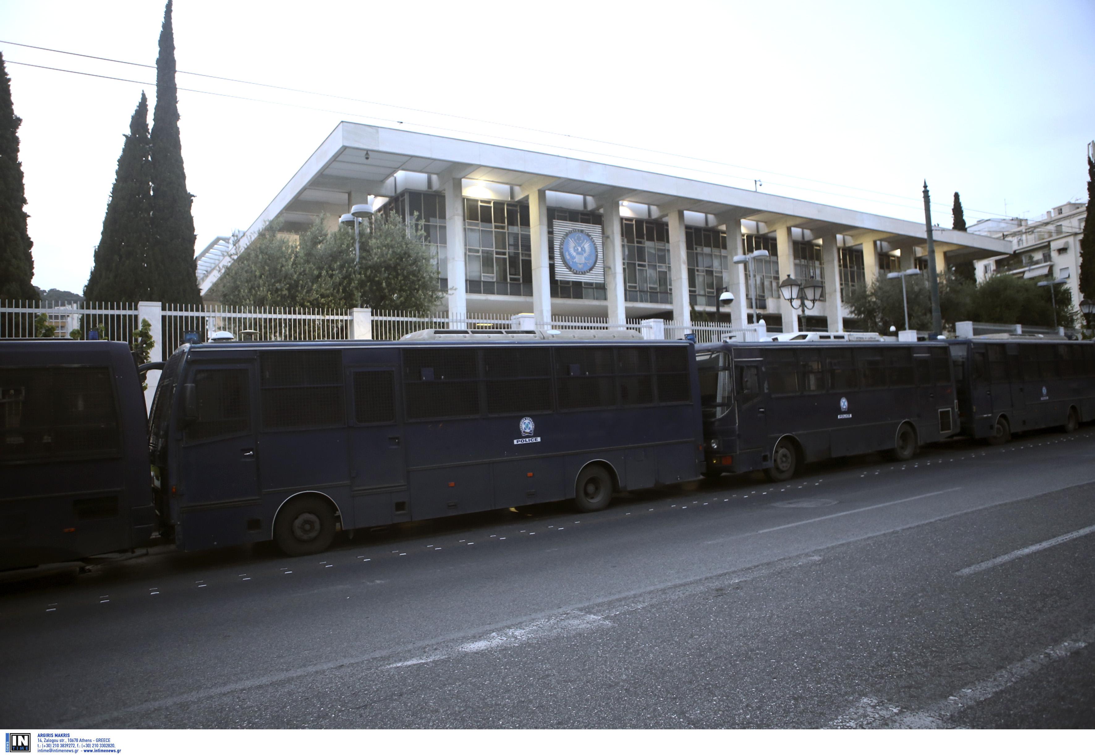 Έκτακτα μέτρα ασφαλείας στην Αθήνα μετά τη δολοφονία Σουλεϊμανί