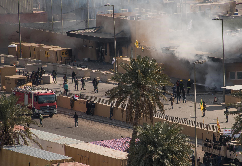 Συναγερμός στη Βαγδάτη: Πληροφορίες για εκτόξευση ρουκέτας εναντίον της Αμερικανικής Πρεσβείας!
