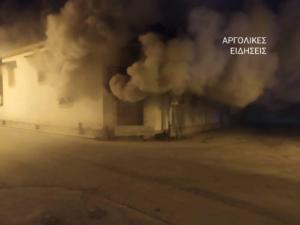 Αργολίδα: Φόβοι για δύο νεκρά αδέρφια από φωτιά σε σπίτι! Θρίλερ με εικόνες που κόβουν την ανάσα [pics]