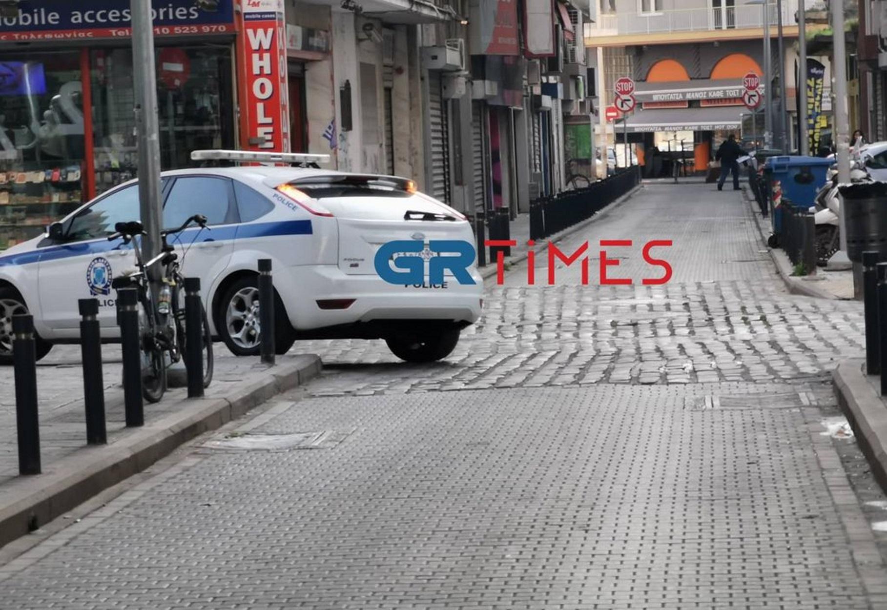 Θεσσαλονίκη: Καρτέρι ληστών σε λογίστρια μέσα σε ασανσέρ