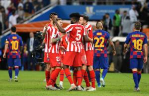"""Μπαρτσελόνα – Ατλέτικο Μαδρίτης: """"Τρελό"""" ματς με διπλή ανατροπή! Στον τελικό οι """"ροχιμπλάνκος"""" (video)"""