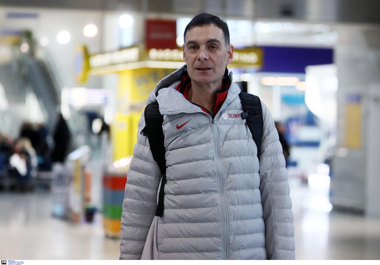 """Ολυμπιακός – Μπαρτζώκας: """"Έχω τη σύμφωνη γνώμη των Αγγελόπουλων για μετεγγραφές!"""""""