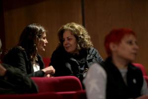 Μπέτυ Μπαζιάνα: Δίπλα στη Μάγδα Φύσσα στη δίκη της Χρυσής Αυγής