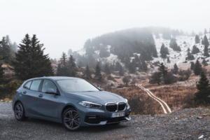 Ανακαλύψετε την Ελλάδα μαζί με τη νέα BMW Σειρά 1