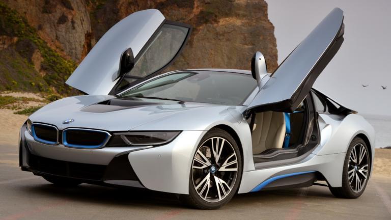 Η BMW σταματά την παραγωγή της i8