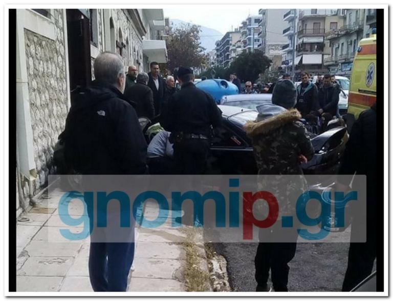 Πάτρα: Χαροπαλεύει η γυναίκα που παρασύρθηκε από αυτοκίνητο ενώ περπατούσε σε πεζοδρόμιο [pics]