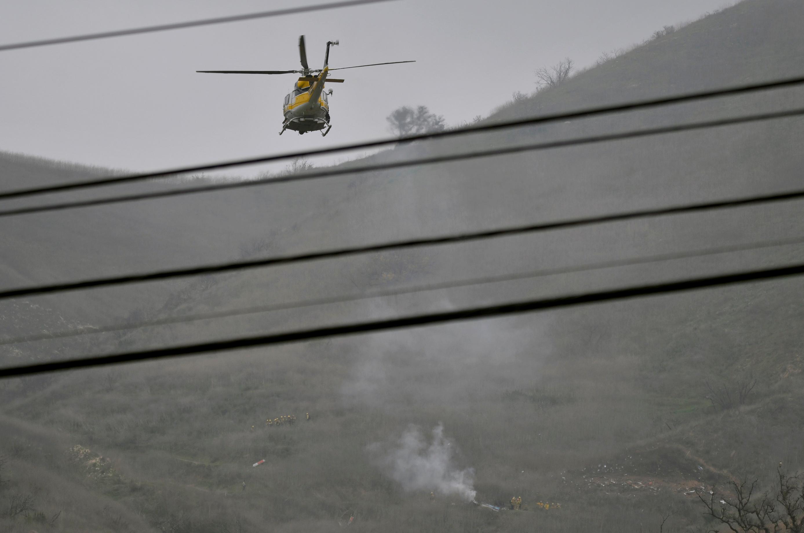 «Έφταιγαν ο Κόμπι Μπράιαντ και οι επιβάτες του ελικοπτέρου για το δυστύχημα»