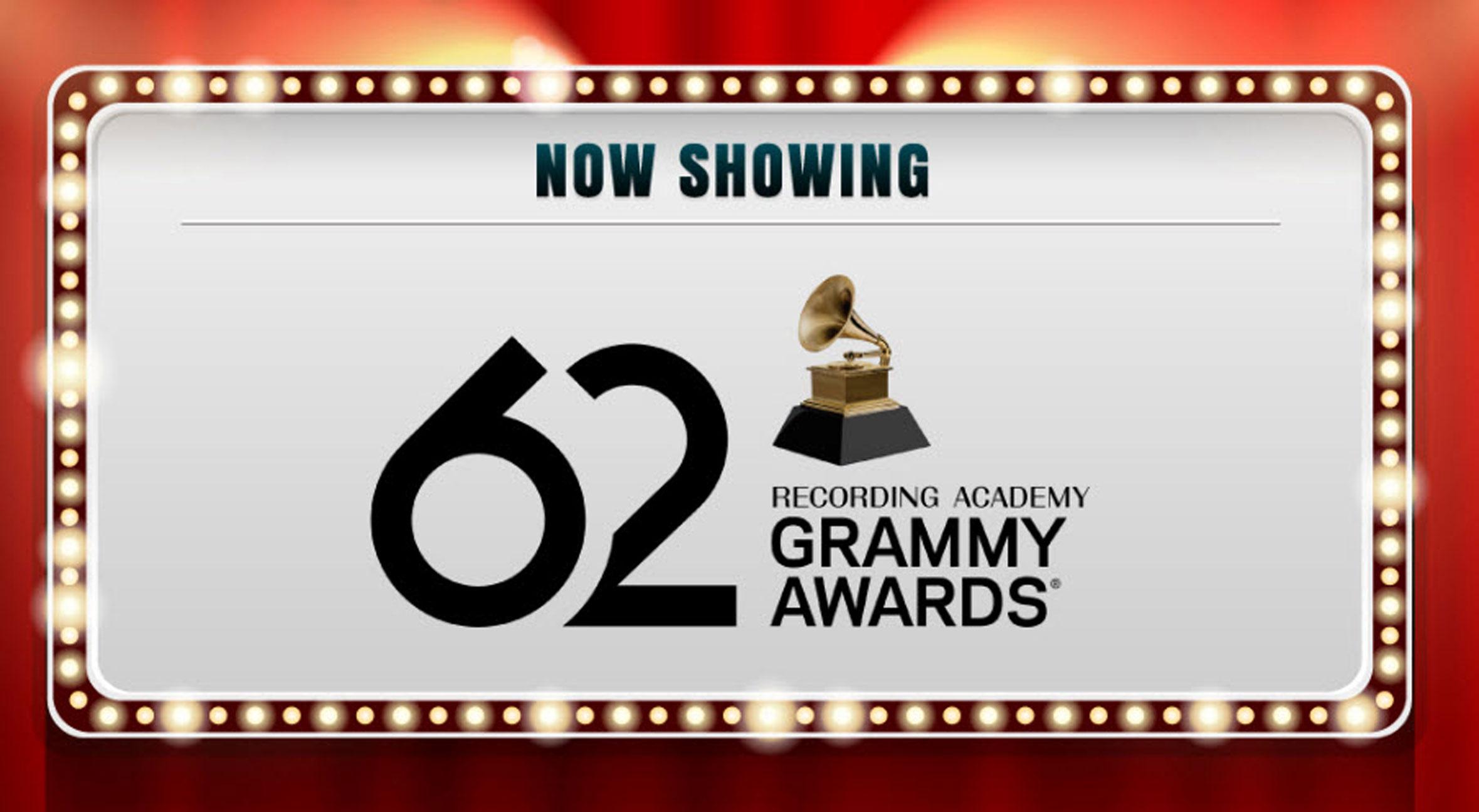 Πάρτε θέση για την απονομή των βραβείων Grammy