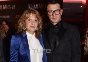 Γιώργος Αγγελόπουλος: Η μητέρα του τον καμάρωσε στο κινηματογραφικό του ντεμπούτο! [pic,video]