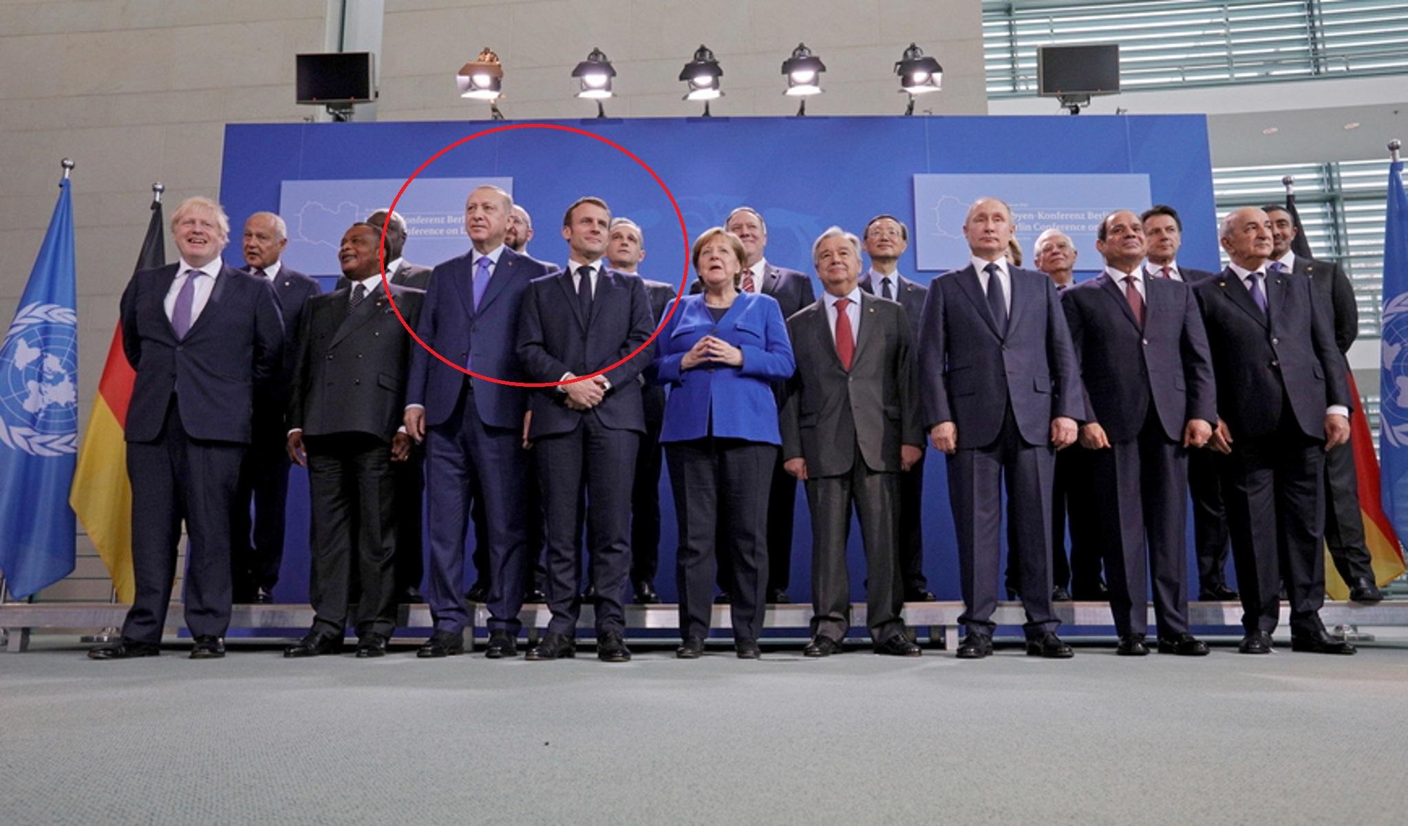 Διάσκεψη - Λιβύη