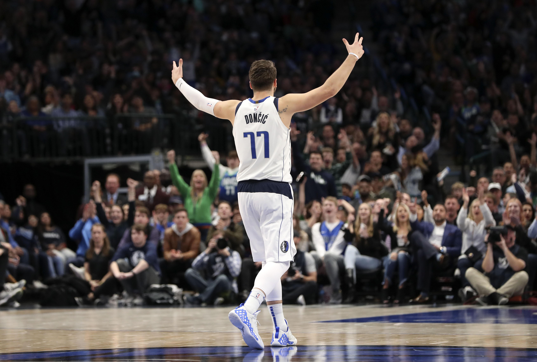 """""""Μαγικός"""" Ντόνσιτς κόντρα στους Νετς! Τα αποτελέσματα στο NBA (video)"""