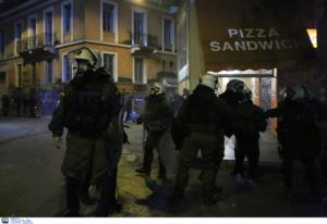 Εξάρχεια: Σε εξέλιξη μεγάλη αστυνομική επιχείρηση στην περιοχή
