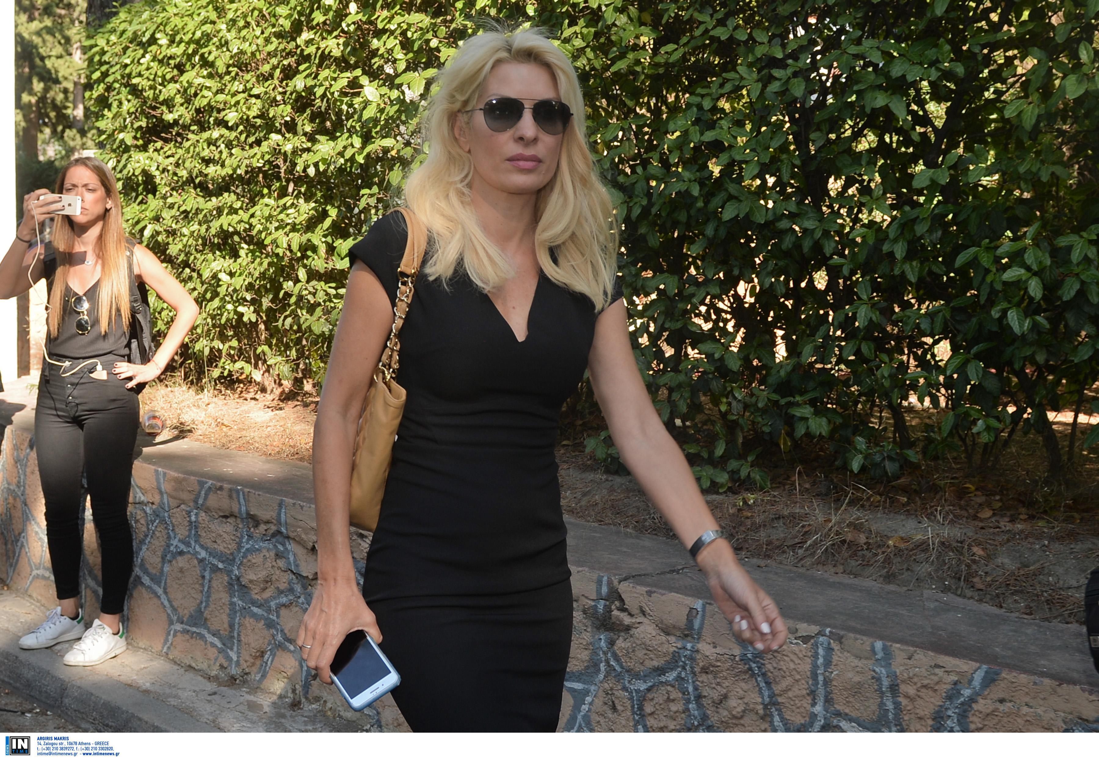 Τέλος η Ελένη Μενεγάκη από τον ALPHA;