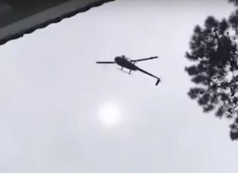 Ουρουγουάη: Έριξαν από ελικόπτερο νεκρό γουρούνι σε πισίνα επιχειρηματια