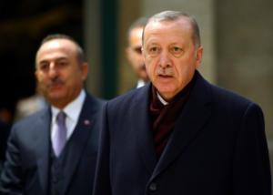 Ερντογάν: 35 Τούρκοι στρατιωτικοί στη Λιβύη, δεν θα πάρουν μέρος σε μάχες