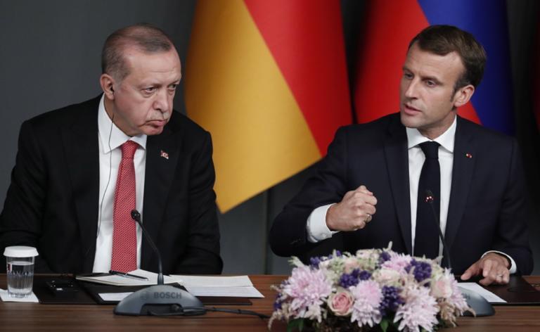 Γαλλία: Το μνημόνιο Τουρκίας-Λιβύης δεν είναι σύμφωνο με το Δίκαιο της θάλασσας!