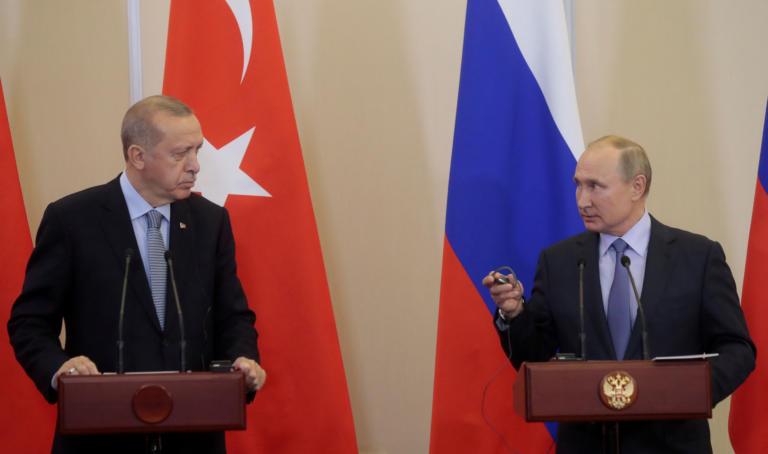"""Η """"καυτή"""" ατζέντα της συνάντησης Πούτιν και Ερντογάν! Τι θα πουν οι δυο ηγέτες στην Κωνσταντινούπολη"""