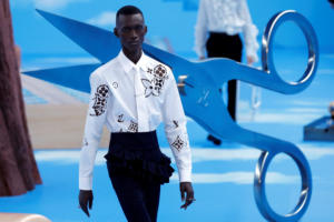 Φιάσκο η Εβδομάδα Ανδρικής Μόδας στο Παρίσι!