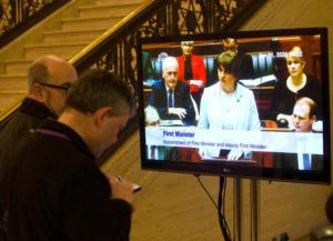 Βόρεια Ιρλανδία: Επιτέλους… έχει πρωθυπουργό!