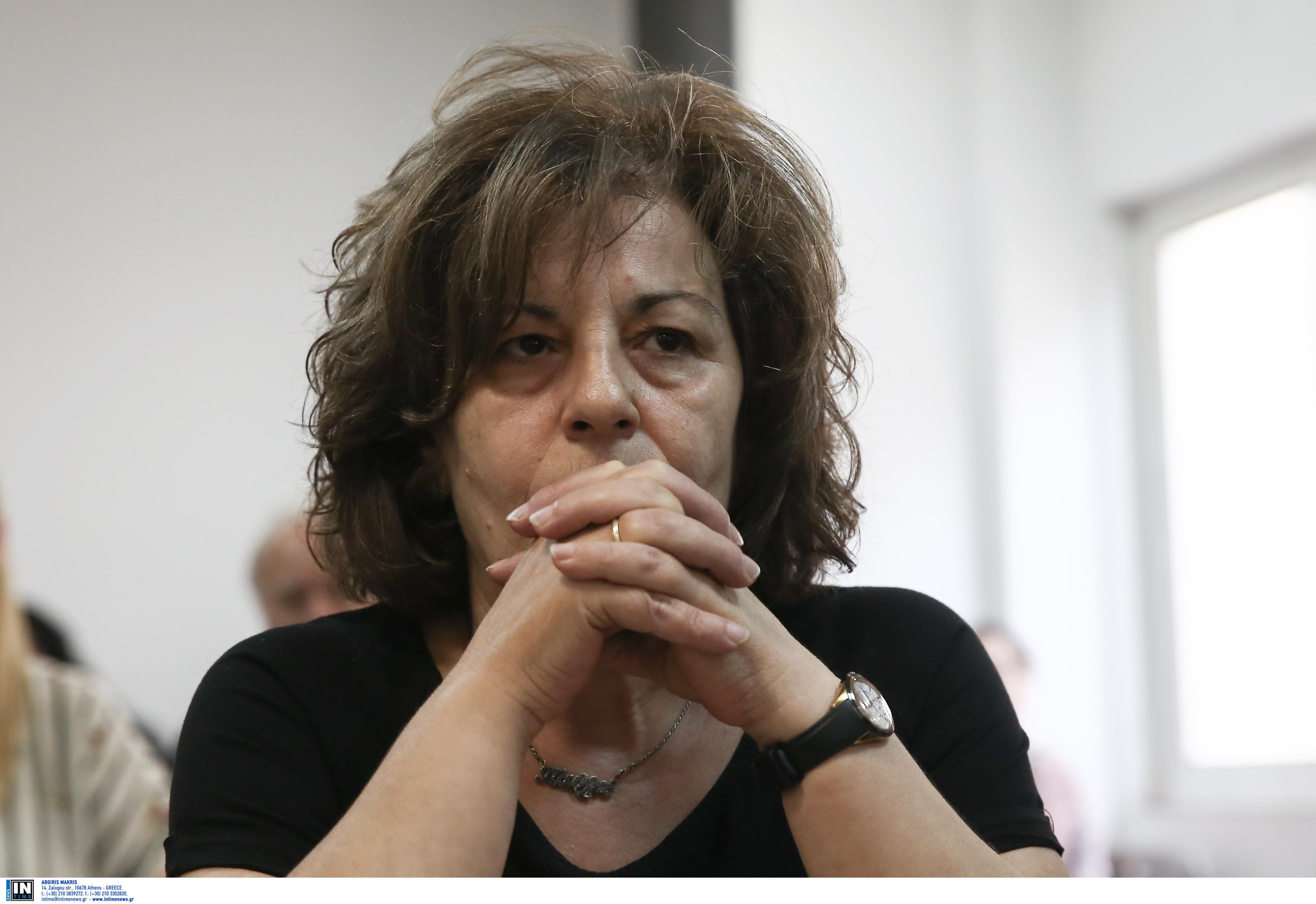 Μάγδα Φύσσα: Μακάρι τα ΜΜΕ να έδειχναν τον ίδιο ζήλο και για τη δίκη