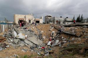Παλαιστίνη: Σε μποϊκοτάζ του σχεδίου Τραμπ για τη Μέση Ανατολή καλεί ο πρωθυπουργός