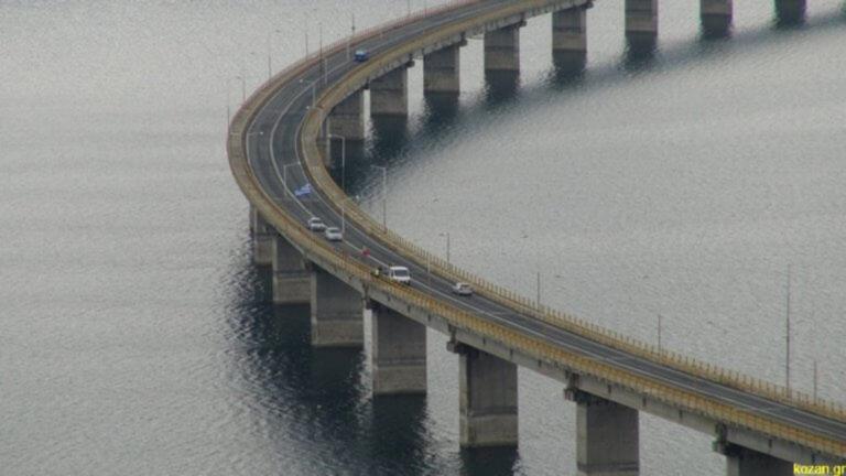 Κοζάνη: Καμπανάκι για τη γέφυρα Σερβίων! Ο έλεγχος που έδειξε προβλήματα στατικότητας [video]