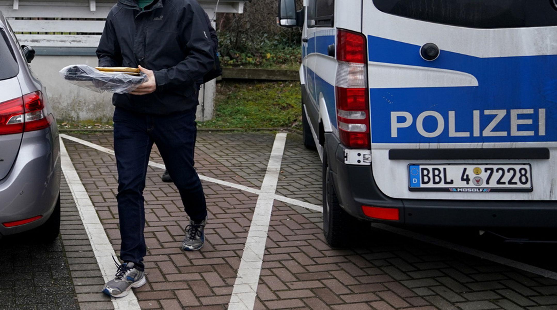 """Γερμανία: Χειροπέδες σε Σύρο γιατρό βασανιστή για """"έγκλημα κατά της ανθρωπότητας"""""""