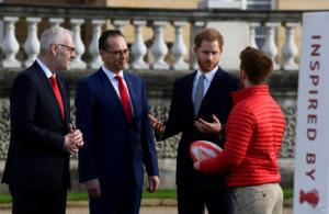 Χάρι: Ωραίος ως Πρίγκιψ! Η πρώτη δημόσια και τελευταία επίσημη εμφάνιση