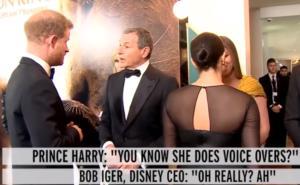 Μέγκαν Μαρκλ: Ο Χάρι την… προξενεύει για δουλειά on camera! video