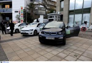Κίνητρα για την αγορά ηλεκτρικών αυτοκινήτων!