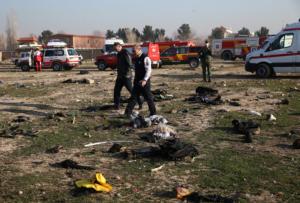 Συντριβή Boeing 737 στο Ιράν: Ανατροπή μετά τις δηλώσεις του εκπροσώπου της εταιρείας