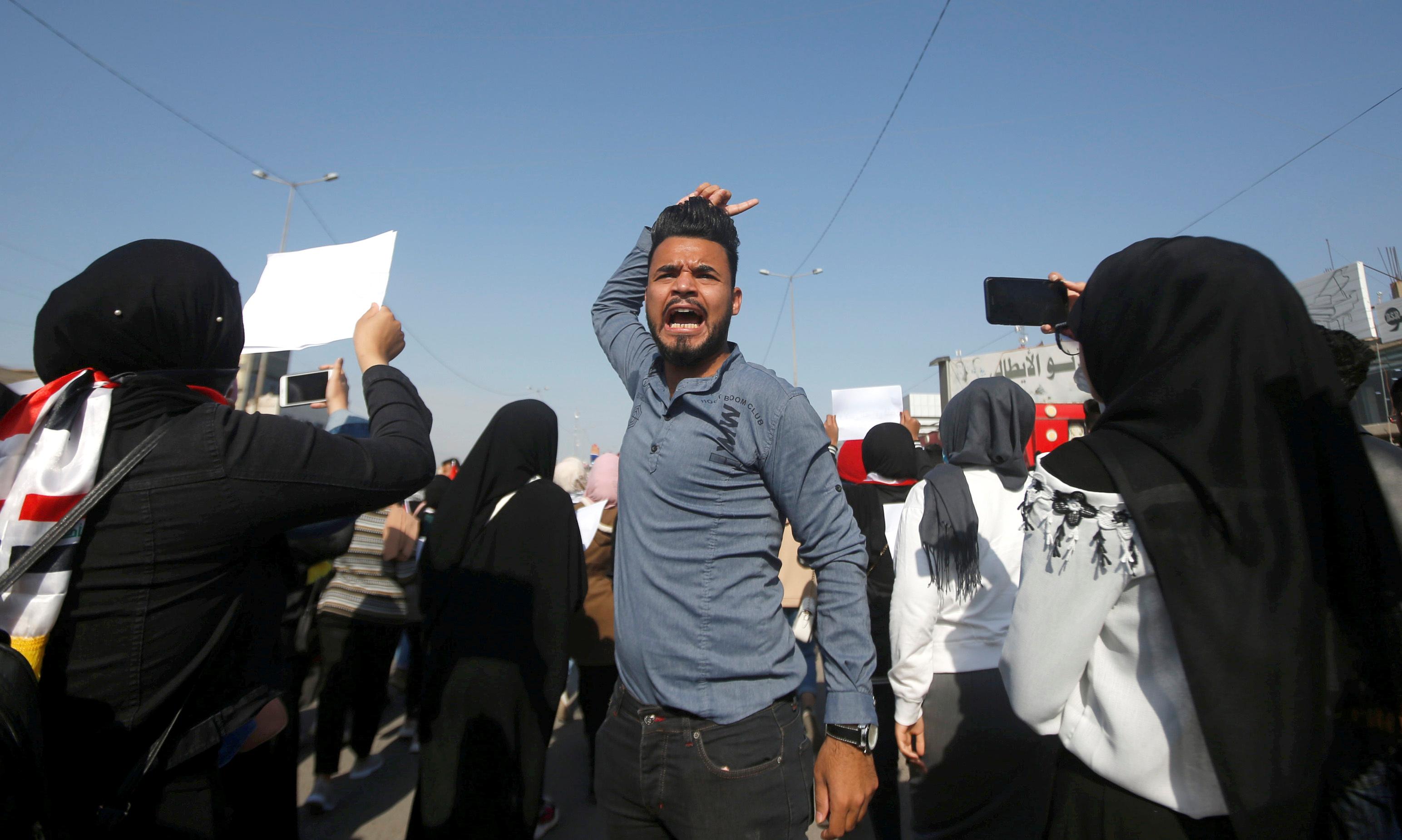 Ιράν: Λάθος συναγερμός για επίθεση στην πρεσβεία μας στην Βαγδάτη!