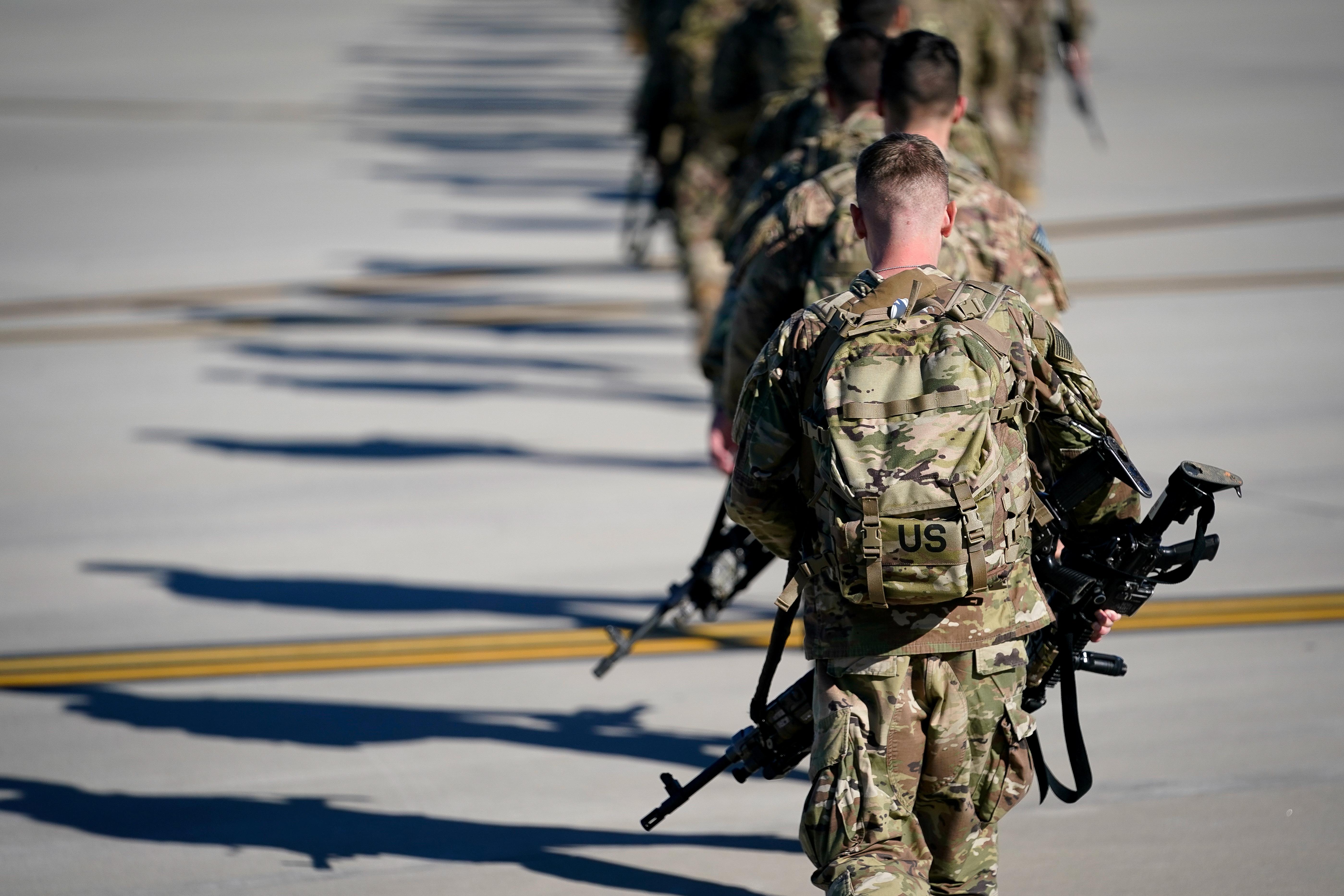 Το ΝΑΤΟ αποσύρει… προσωρινά μέρος των δυνάμεών του από το Ιράκ