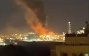 Ισπανία: Τεράστια έκρηξη σε εργοστάσιο χημικών στην Ταραγόνα