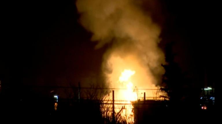 Ισπανία: Ένας νεκρός και ένας αγνοούμενος από έκρηξη σε εργοστάσιο χημικών