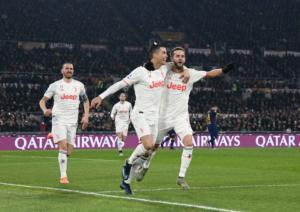 "Serie A: ""Απέδρασε"" από τη Ρώμη η Γιουβέντους! video"